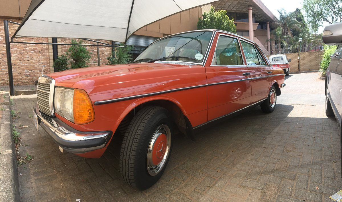1977 Mercedes 230 For Sale (picture 1 of 6)