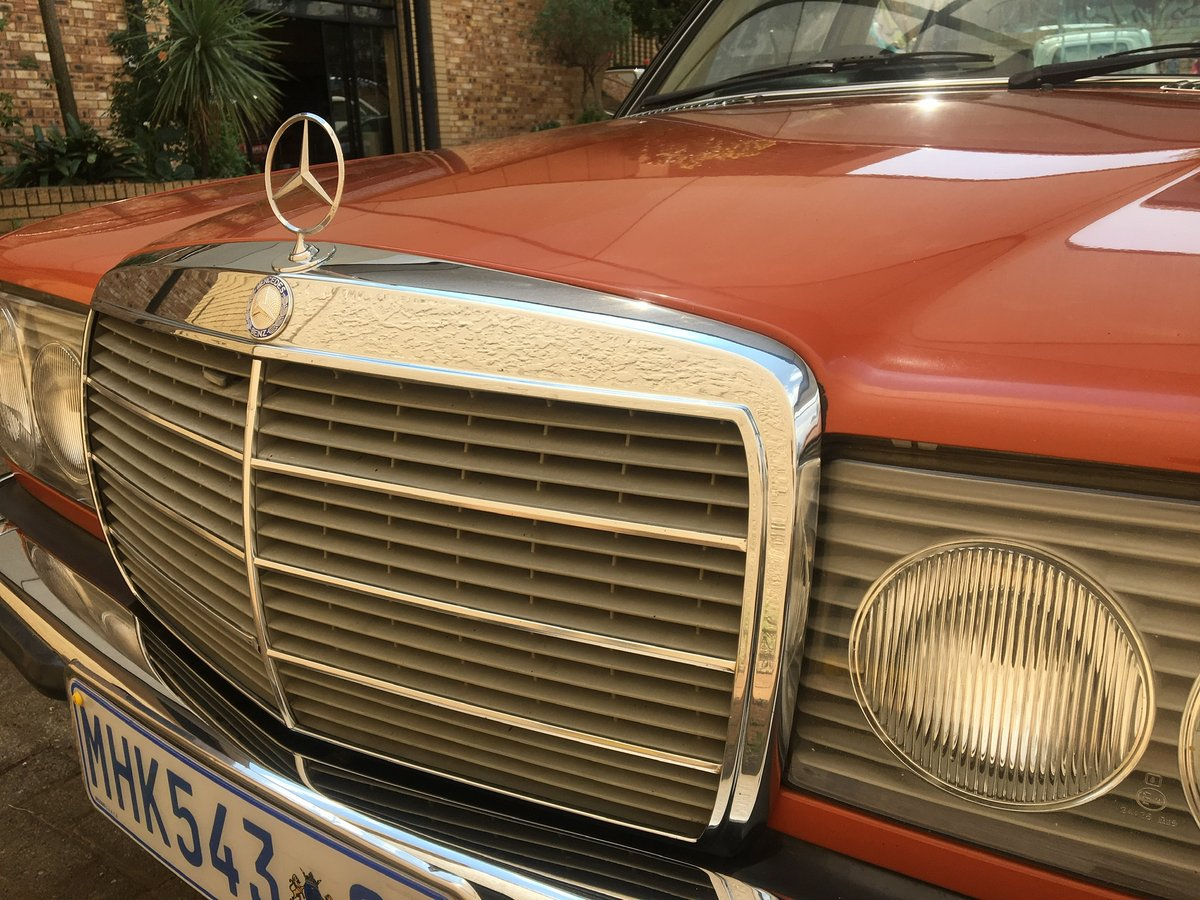 1977 Mercedes 230 For Sale (picture 4 of 6)