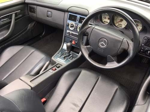 1999 Mercedes SLK230 Kompressor at Morris Leslie Auction 17th Aug SOLD by Auction (picture 6 of 6)
