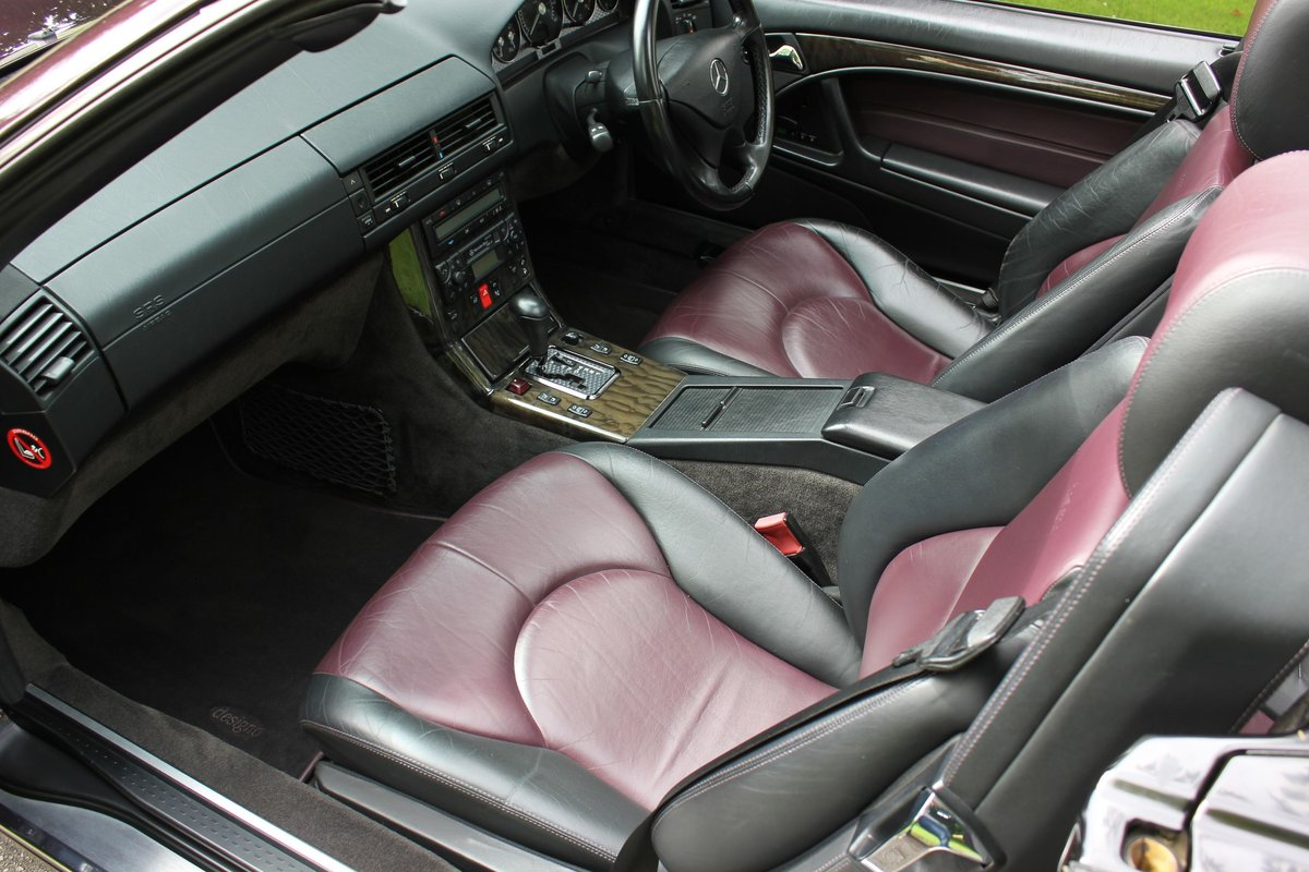 2001 Mercedes-Benz 320SL Limited Edition - Stunning Run-out model SOLD (picture 6 of 6)