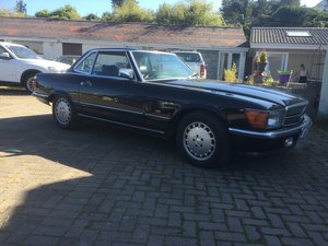 1989 Mercedes SL 300 w107 For Sale