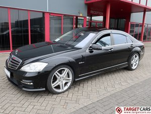 2007 Mercedes S63 L AMG 6.2L V8 525HP LHD For Sale