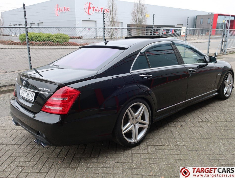 2007 Mercedes S63 L AMG 6.2L V8 525HP LHD For Sale (picture 3 of 6)