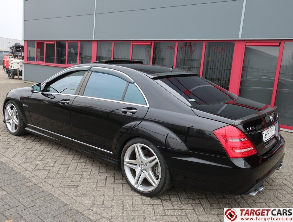 2007 Mercedes S63 L AMG 6.2L V8 525HP LHD For Sale (picture 4 of 6)
