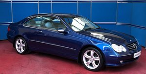 2005 Mercedes CLK200K Avantgarde  For Sale