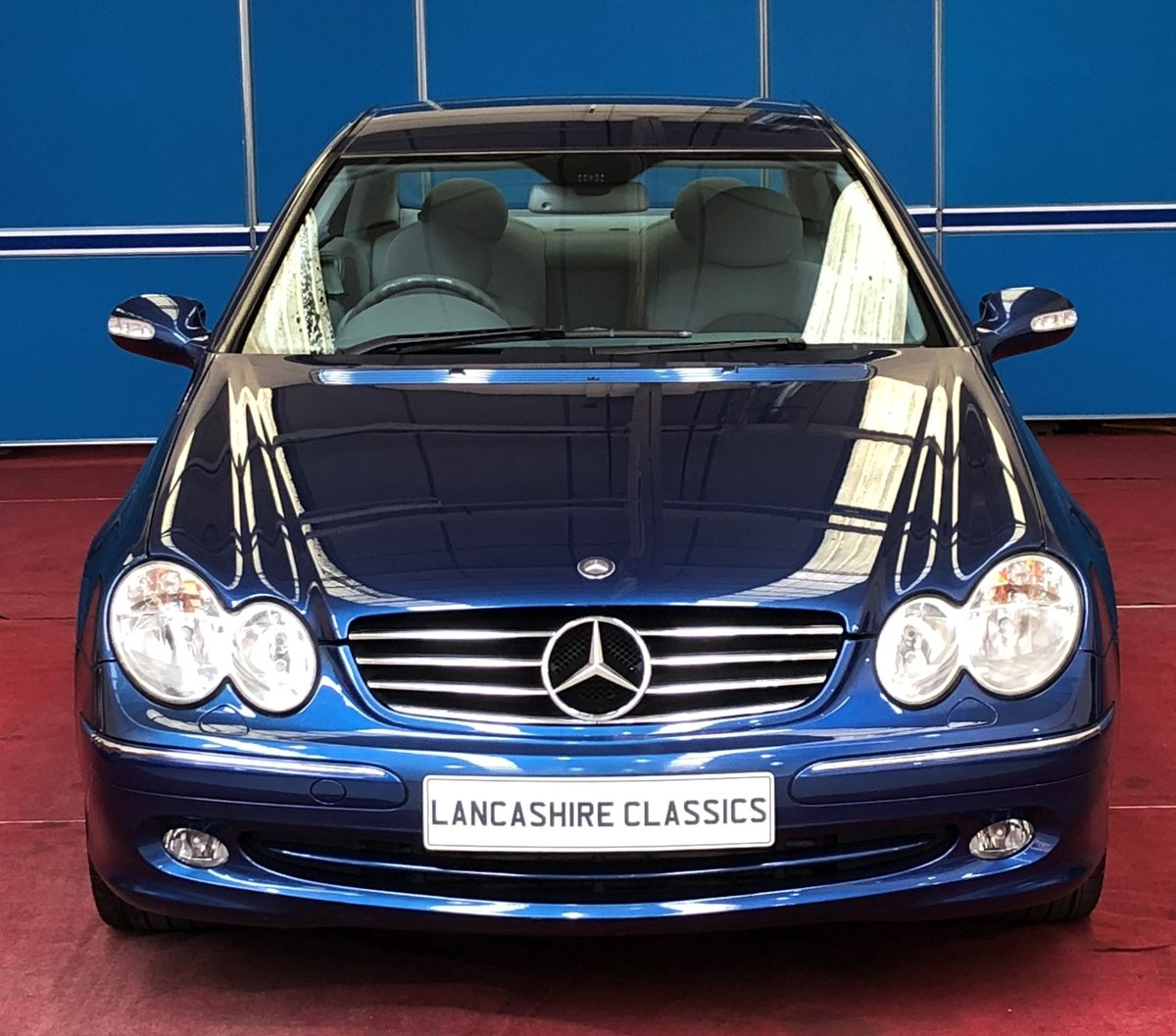 2005 Mercedes CLK200K Avantgarde  For Sale (picture 2 of 6)