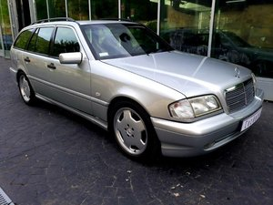 1999 Mercedes-Benz C43 AMG Station Wagon Yountgtimer
