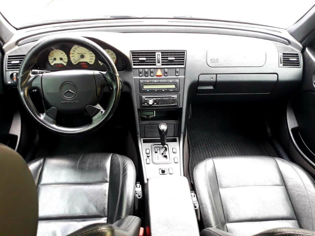 1999 Mercedes-Benz C43 AMG Station Wagon Yountgtimer  For Sale (picture 3 of 6)