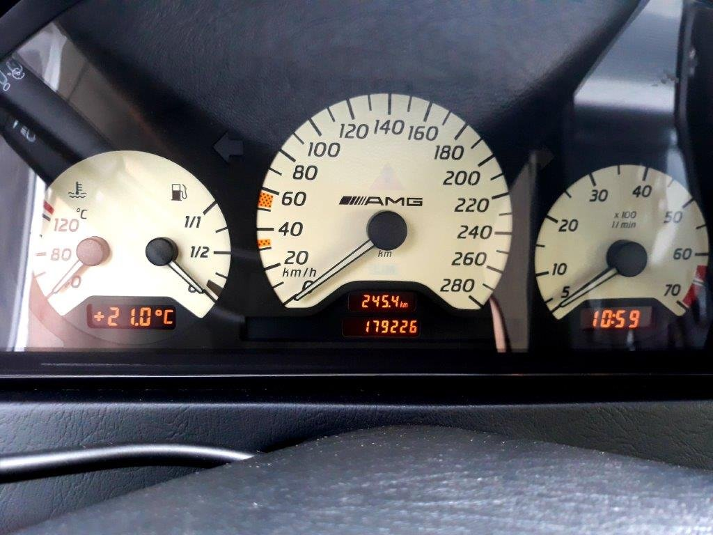 1999 Mercedes-Benz C43 AMG Station Wagon Yountgtimer  For Sale (picture 4 of 6)