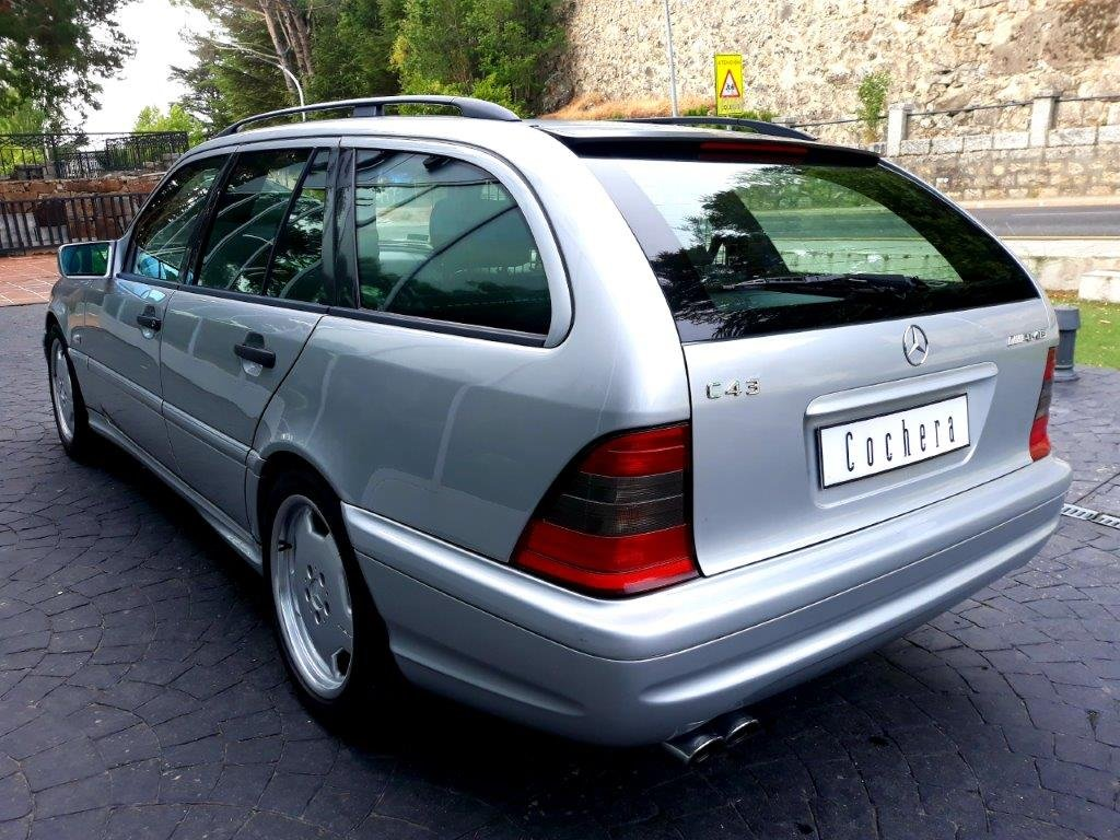 1999 Mercedes-Benz C43 AMG Station Wagon Yountgtimer  For Sale (picture 2 of 6)