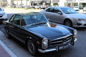 1967 MERCEDES-BENZ 250SL W113 For Sale