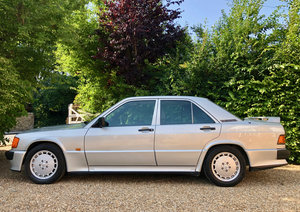 Mercedes 190E 2.5-16 'Cosworth' 1990/G. Excellent spec, FSH For Sale