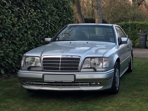 1995 Mercedes W124 E320 Coupe AMG For Sale