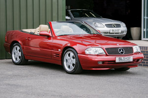 2001 Mercedes-Benz SL280 V6 (R129) #2148 For Sale