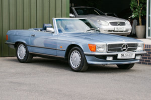 1987 Mercedes-Benz 500SL (R107) #2120 For Sale
