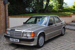 Mercedes-Benz 190E 2.3-16 Cosworth 1986