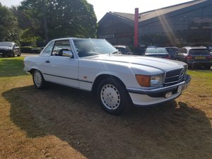 1992 LOVELY EXAMPLE OF THE STUNNING 300 SL