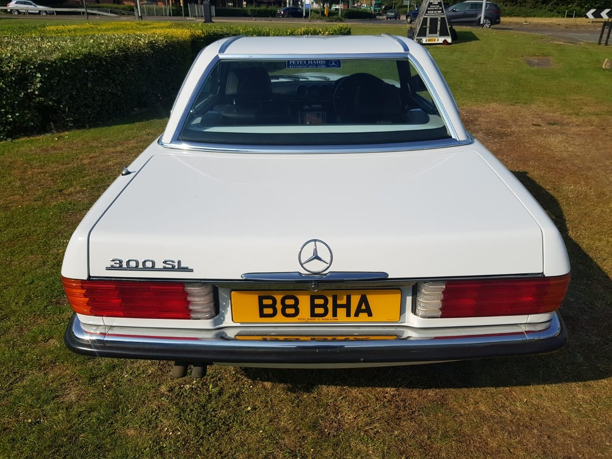 1992 LOVELY EXAMPLE OF THE STUNNING 300 SL For Sale (picture 6 of 6)