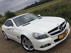 2010 SL350 Sports -Pearl White For Sale