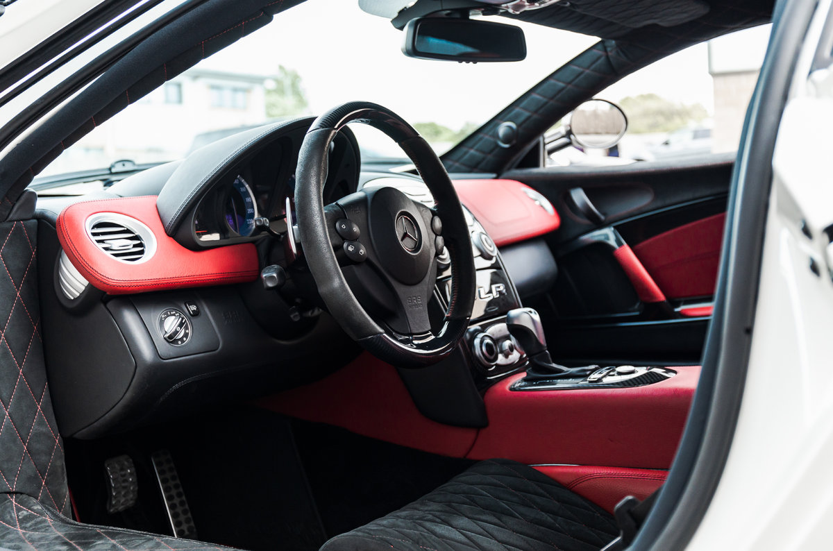 2007 Mercedes-Benz SLR McLaren McLaren Edition Limited MSO For Sale (picture 4 of 6)