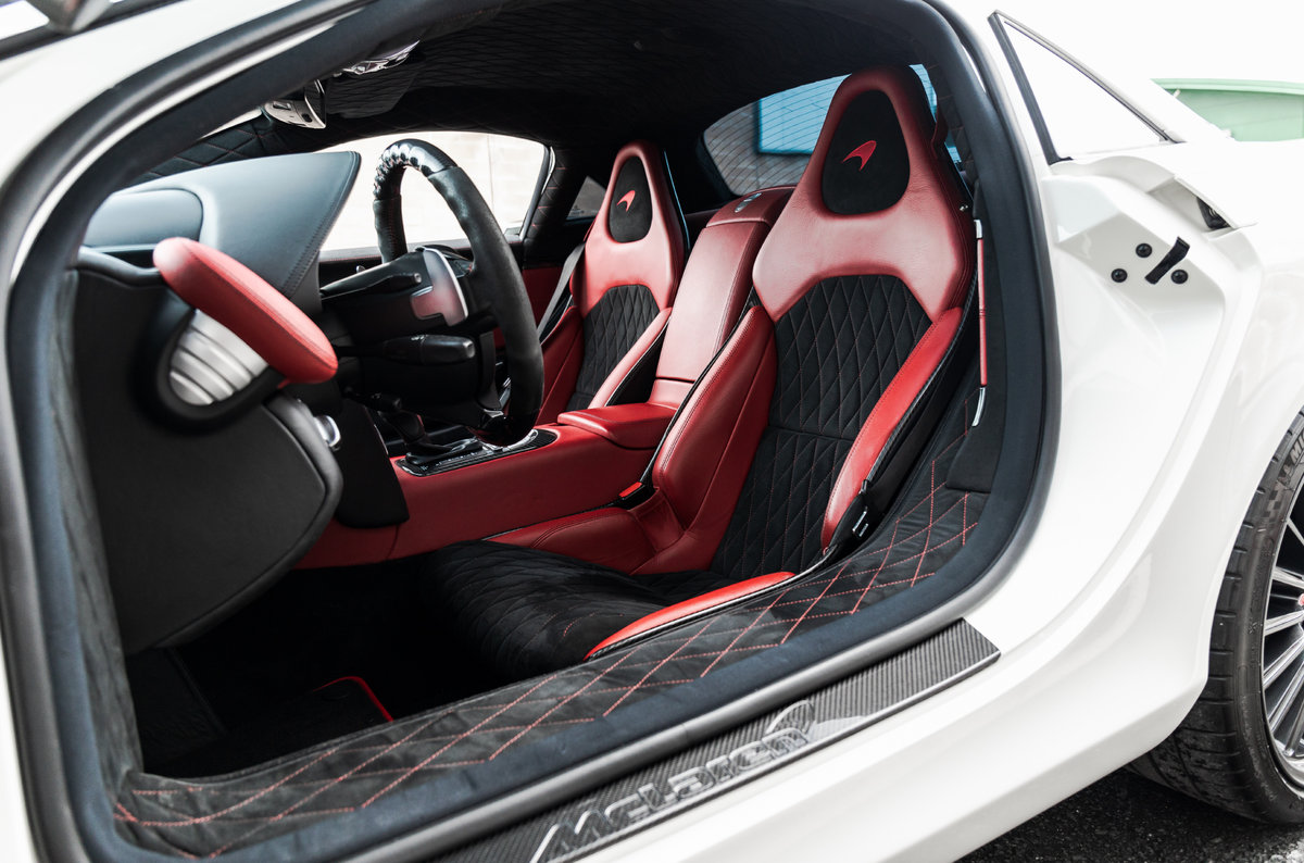 2007 Mercedes-Benz SLR McLaren McLaren Edition Limited MSO For Sale (picture 5 of 6)