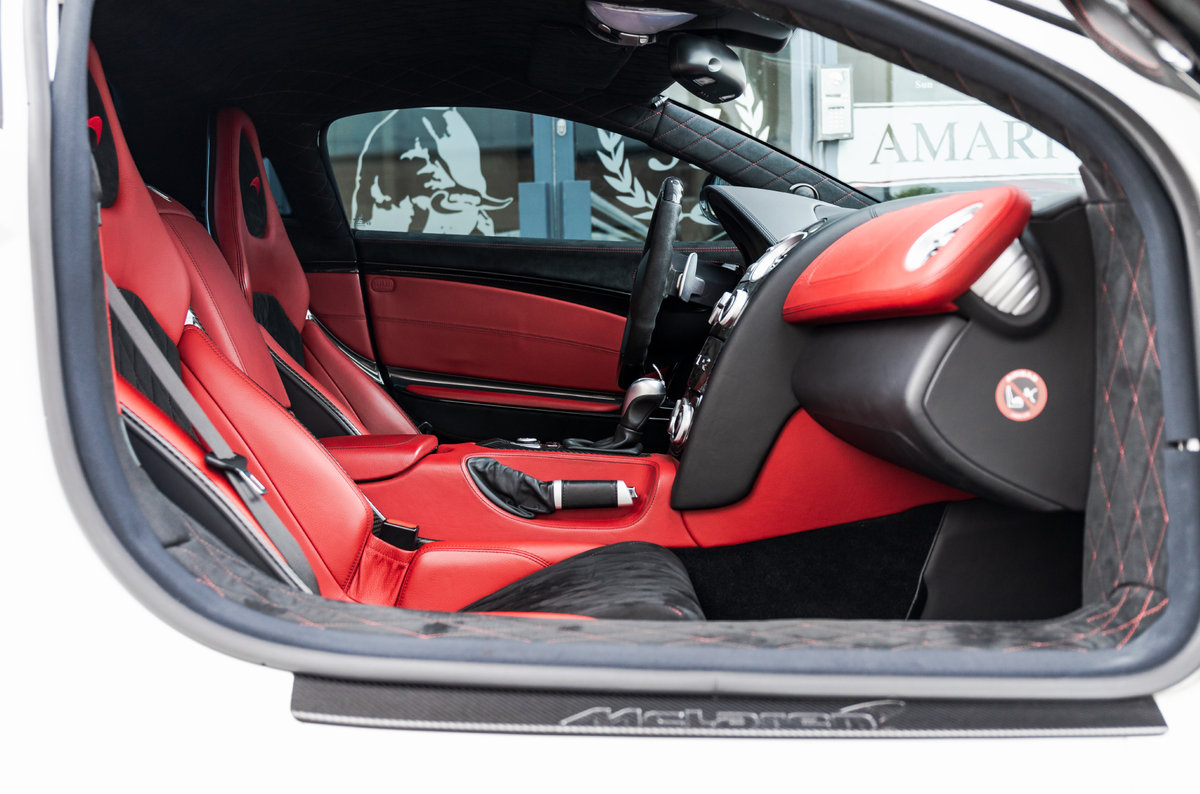 2007 Mercedes-Benz SLR McLaren McLaren Edition Limited MSO For Sale (picture 6 of 6)