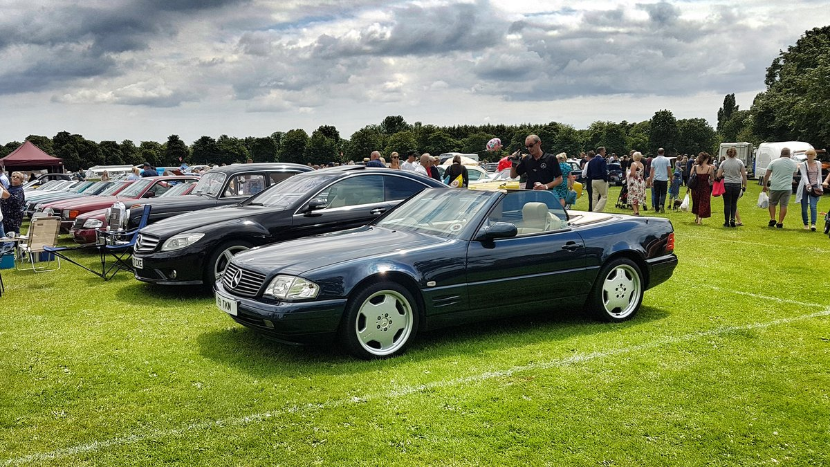 1999 Mercedes SL500 FMBSH. Low Miles and Owners For Sale (picture 5 of 6)