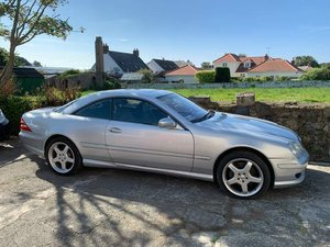 2000 Merdedes CL 600 AMG Coupe For Sale