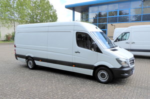 2014 Mercedes Sprinter 313 CDI LWB. Face lift  NO VAT