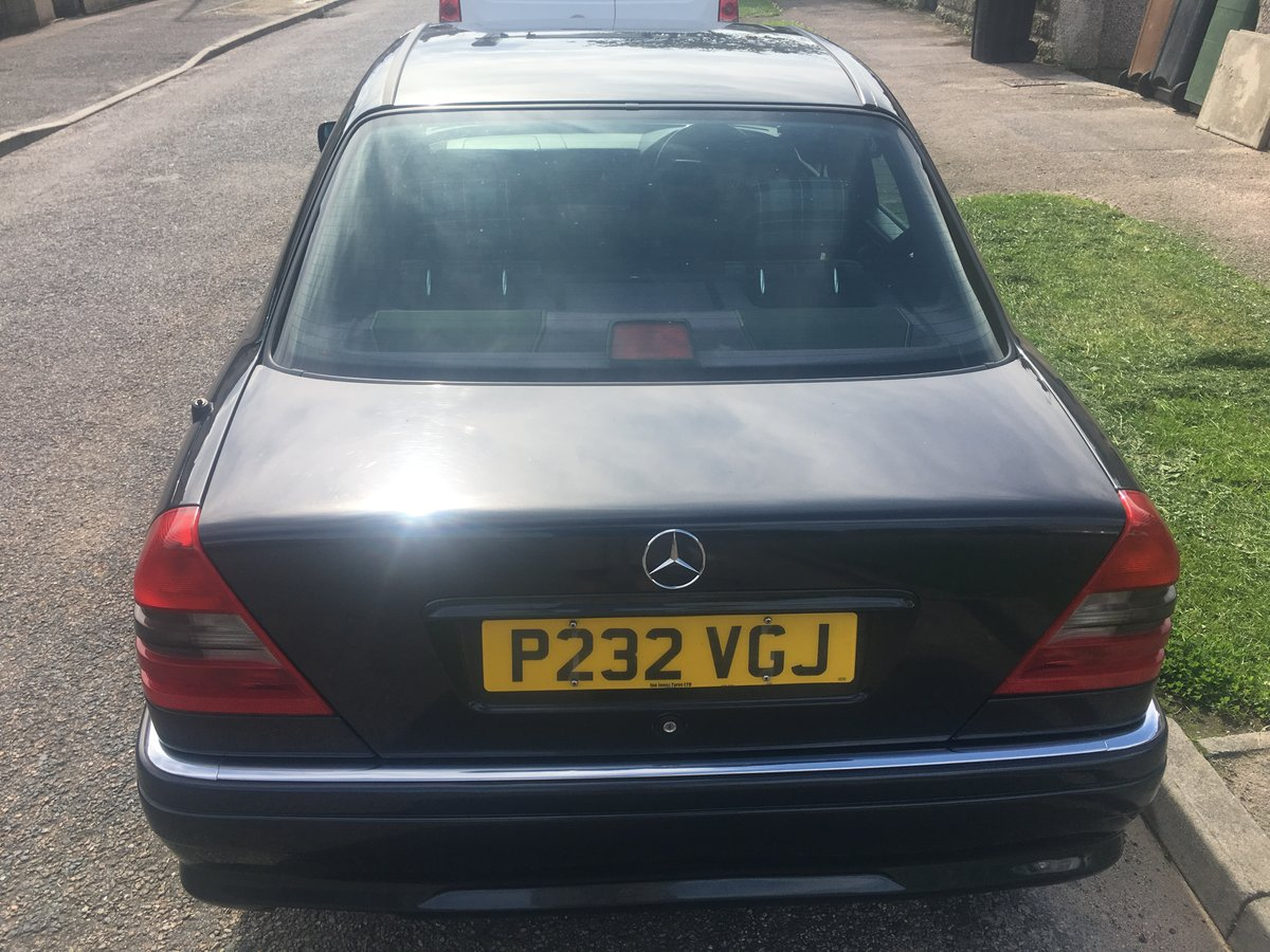 1997 Mercedes C230 w202 sportline For Sale (picture 3 of 4)