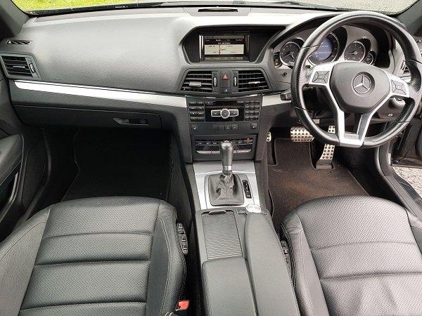 2012 62 Mercedes-Benz E Class Coupe E250 CDI (S/S) For Sale (picture 6 of 6)