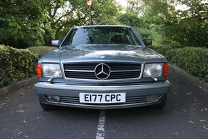 1988 Mercedes benz 560sec For Sale