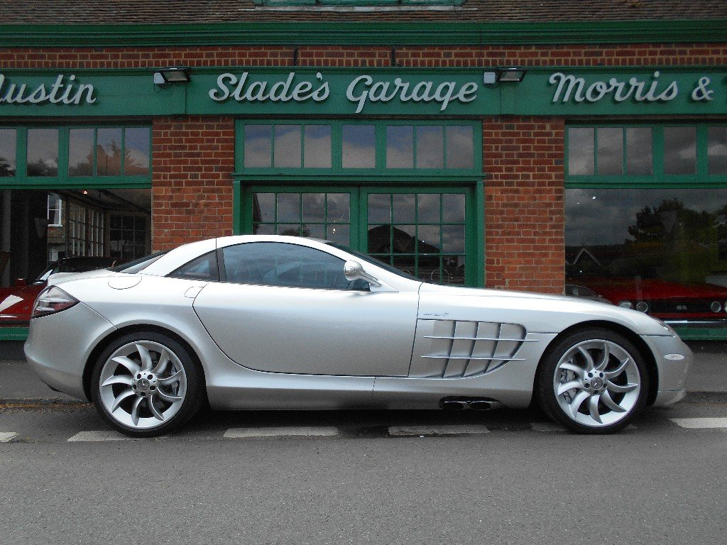 2006 Mercedes McLaren SLR For Sale (picture 1 of 4)