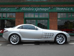 2006 Mercedes McLaren SLR For Sale