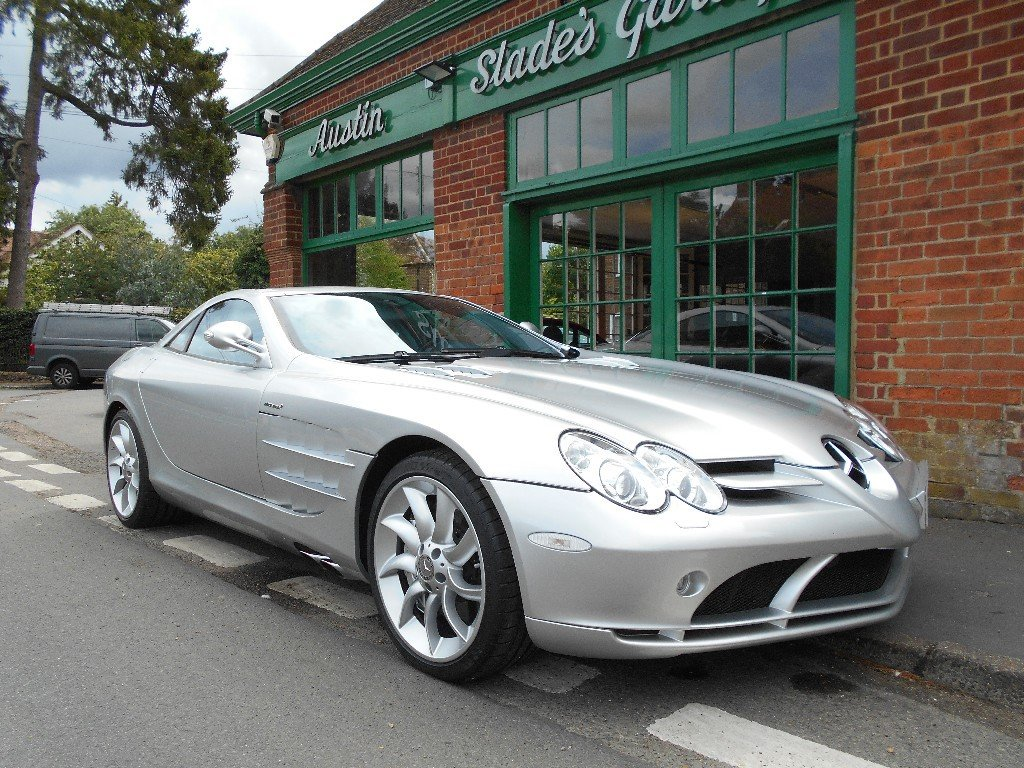2006 Mercedes McLaren SLR For Sale (picture 2 of 4)