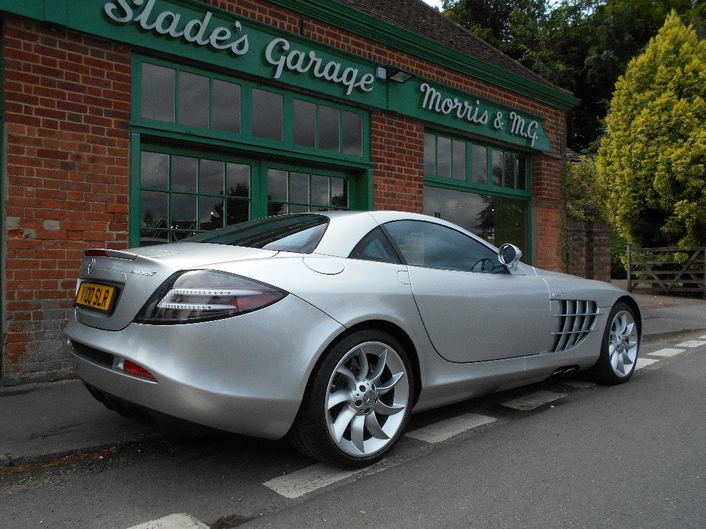 2006 Mercedes McLaren SLR For Sale (picture 3 of 4)