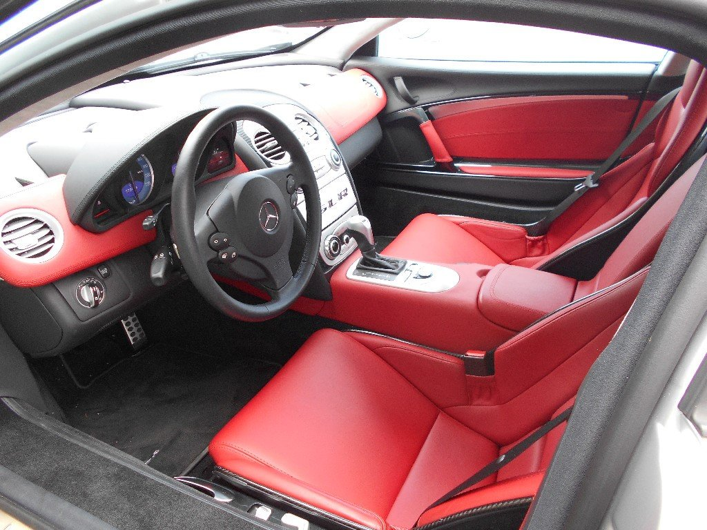 2006 Mercedes McLaren SLR For Sale (picture 4 of 4)
