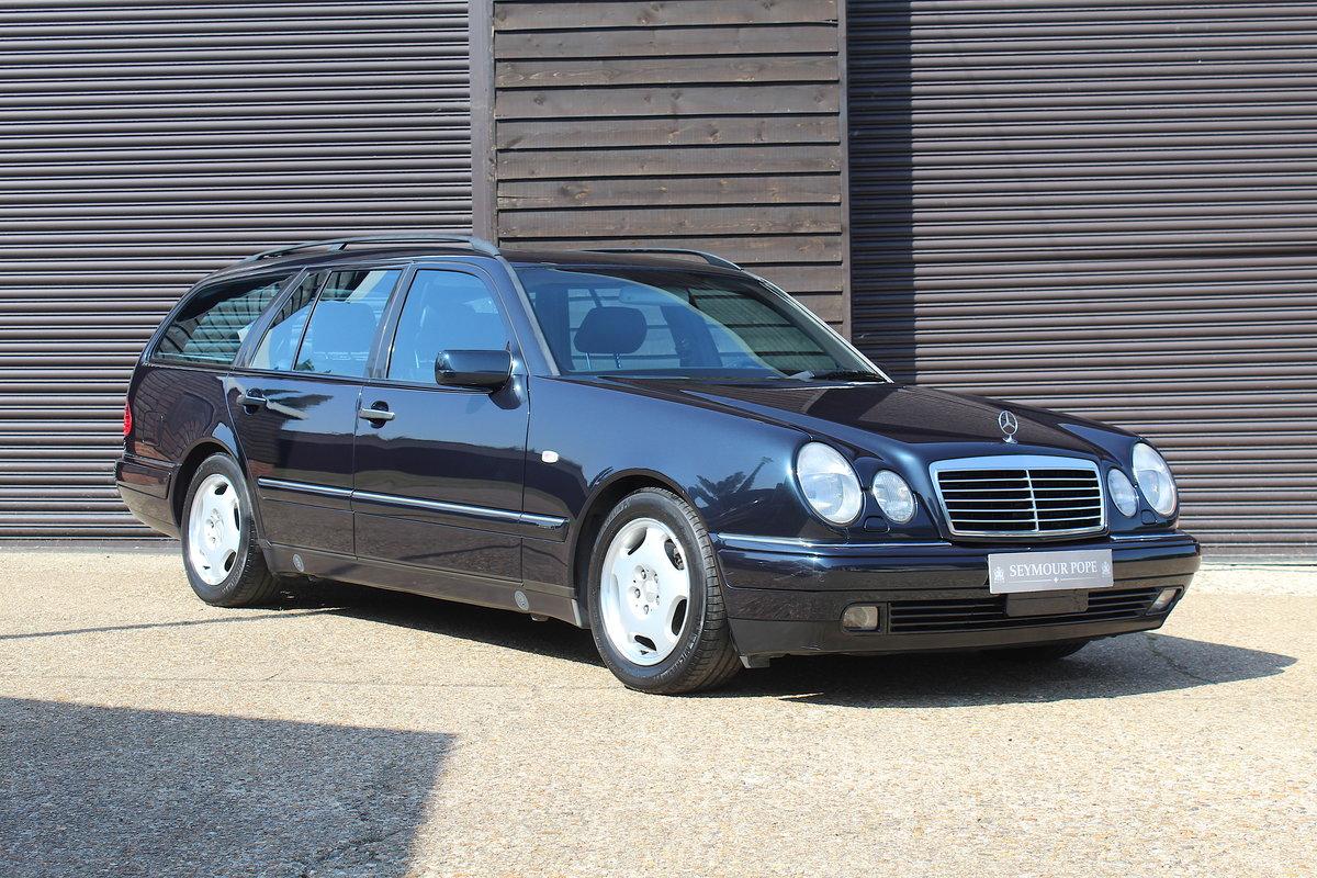 1998 Mercedes-Benz W210 E320 7 Seat Estate Auto (41,840 miles) For Sale (picture 1 of 6)