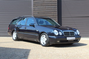 1998 Mercedes-Benz W210 E320 7 Seat Estate Auto (41,840 miles) For Sale