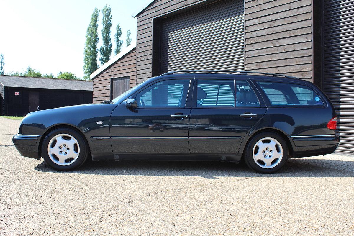 1998 Mercedes-Benz W210 E320 7 Seat Estate Auto (41,840 miles) For Sale (picture 2 of 6)