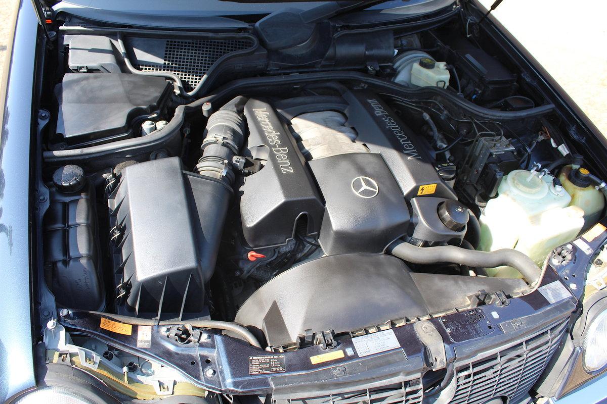 1998 Mercedes-Benz W210 E320 7 Seat Estate Auto (41,840 miles) For Sale (picture 6 of 6)