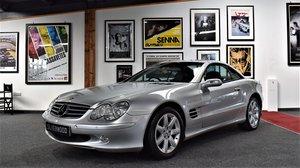 2004 Mercedes Benz SL350 R230 V6 For Sale