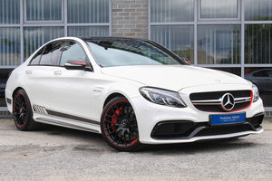 2015 15 MERCEDES BENZ C63 S AMG EDITION 1 AUTO For Sale