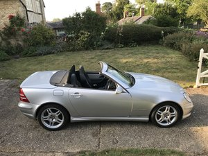 2002 Mercedes Benz SLK32 AMG For Sale