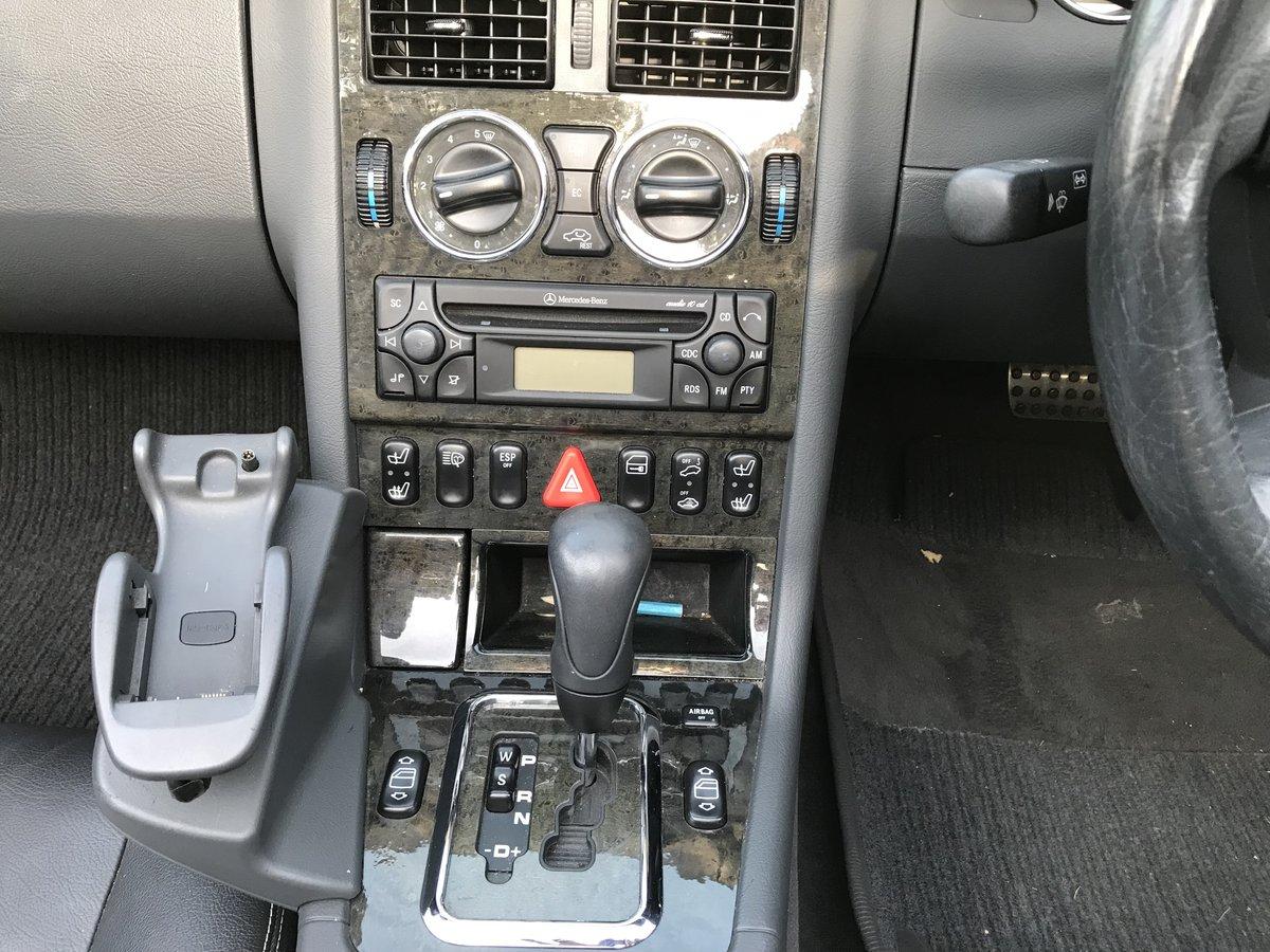 2002 Mercedes Benz SLK32 AMG For Sale (picture 4 of 6)