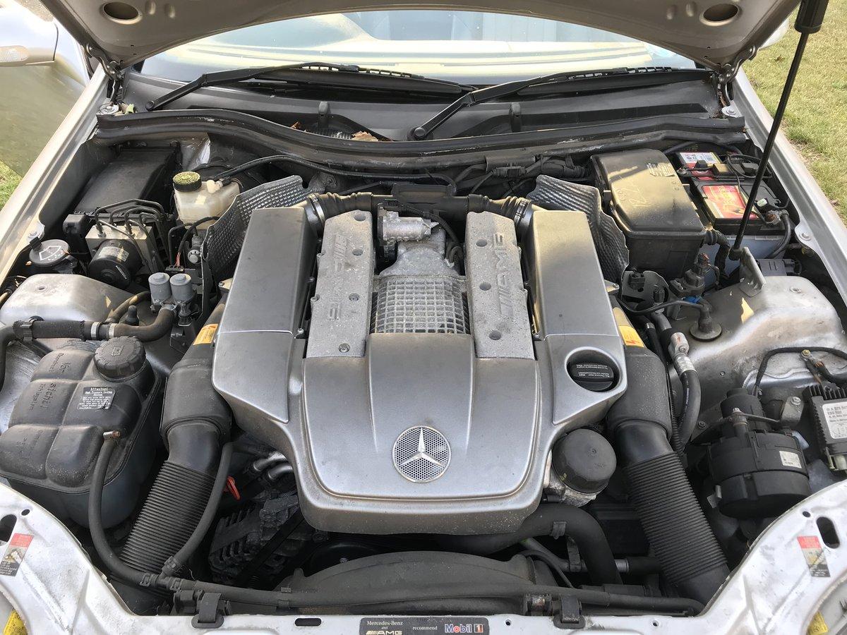 2002 Mercedes Benz SLK32 AMG For Sale (picture 6 of 6)