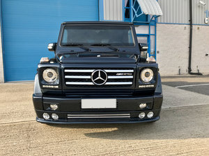 Picture of 1999 Mercedes Benz G Wagon G500 V8 5.0L AMG LWB 5 DOOR 4x4 SOLD