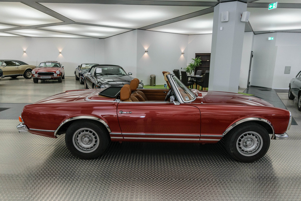 1968 Mercedes-Benz 280 SL Pagode For Sale (picture 2 of 6)