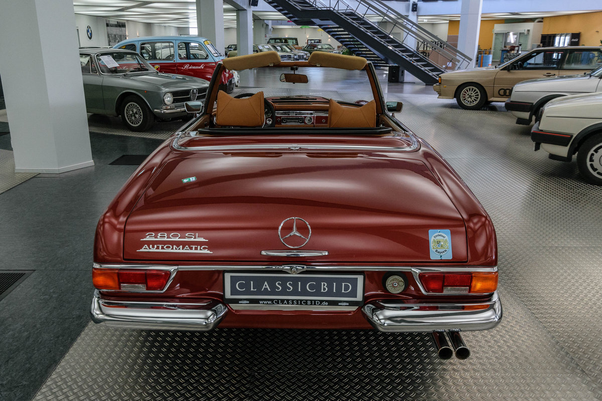 1968 Mercedes-Benz 280 SL Pagode For Sale (picture 3 of 6)