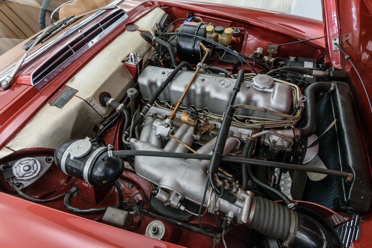 1968 Mercedes-Benz 280 SL Pagode For Sale (picture 4 of 6)